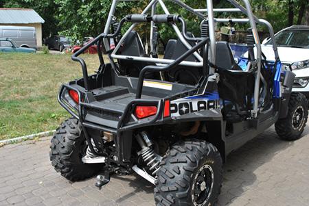 Б/у Polaris Ranger RZR S4 (2010)