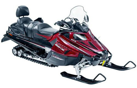 Arctic Cat Bearcat Z1 XT Limited