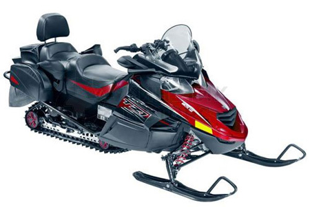 Arctic Cat TZ1 Turbo LXR
