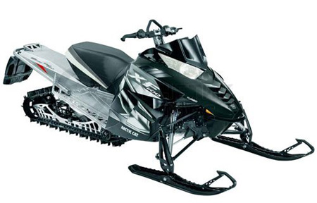 Arctic Cat ProCross XF 1100 Sno Pro Turbo High Country