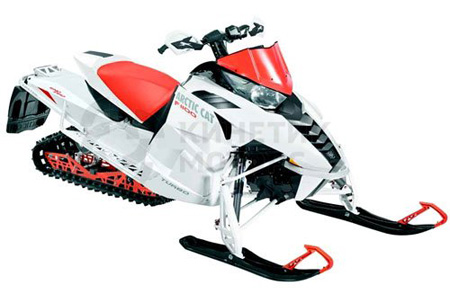 Arctic Cat ProCross F 1100 Turbo Sno Pro Limited