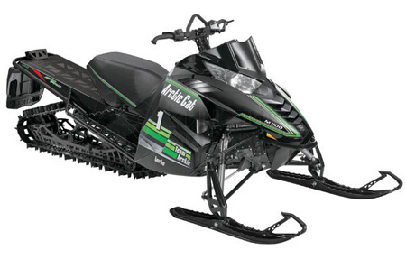 "Arctic Cat ProClimb M 1100 Turbo Sno Pro 162"" 50th"