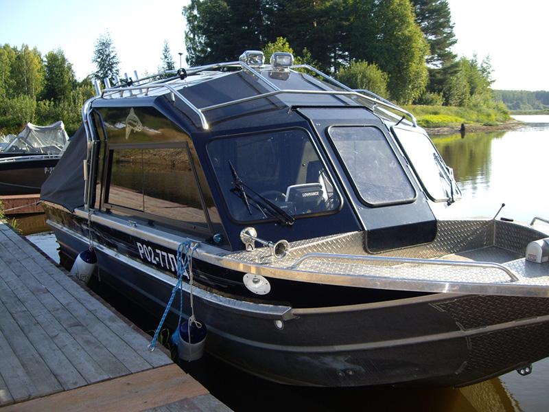 купить лодку катер для рыбалки б у из