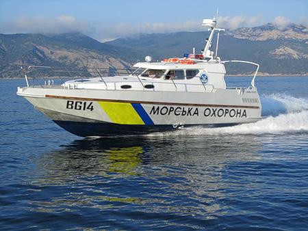 Госпогранслужба: На борту взорвавшегося под Мариуполем катера было семеро пограничников, двое из них получили ранения - Цензор.НЕТ 7503