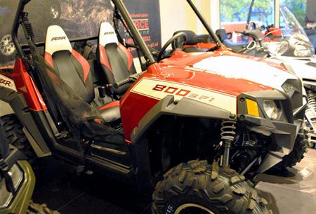 Б/у Ranger RZR S 800
