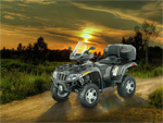 Arctic Cat TRV 1000i Cruiser: подробнее