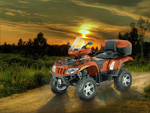 Arctic Cat TRV 700i Cruiser: подробнее