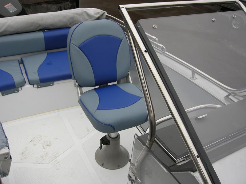 Сиденья для лодок и катеров своими руками 21