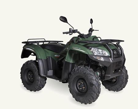 Квадроцикл BM Jumbo 700 Basic