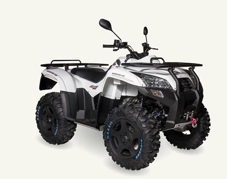 Квадроцикл BM Jumbo 700 Lux