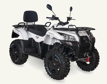 Квадроцикл BM Jumbo 700 MAX Lux