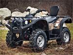 Квадроцикл Stels ATV 450H: подробнее