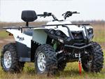 Квадроцикл Stels ATV 800D: подробнее