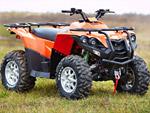 Квадроцикл Stels ATV 800D EFI: подробнее