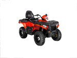 Квадроцикл Polaris Sportsman Touring 500 H.O.: подробнее