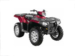 Квадроцикл Polaris Sportsman XP 550 EPS: подробнее
