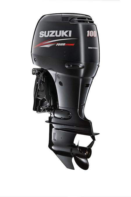 Мотор Suzuki DF100TL