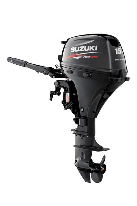 Мотор Suzuki DF15ARS(ARL)