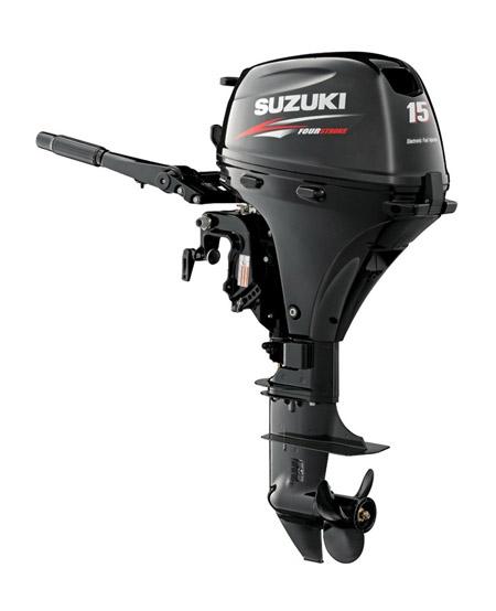 Мотор Suzuki DF15AS(AL)