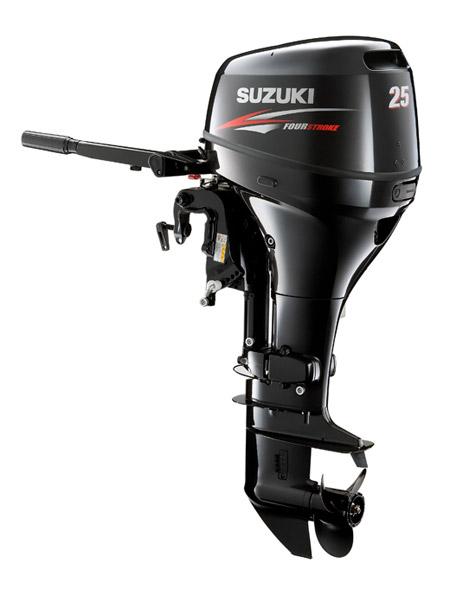 Мотор Suzuki DF25S(L)