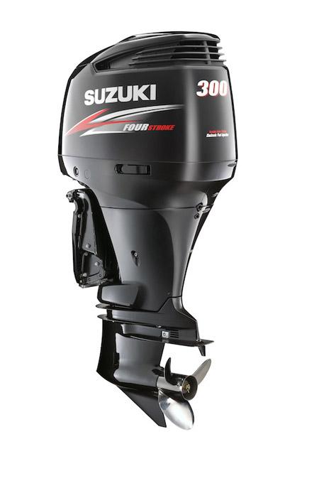 Мотор Suzuki DF300APX(APXX)