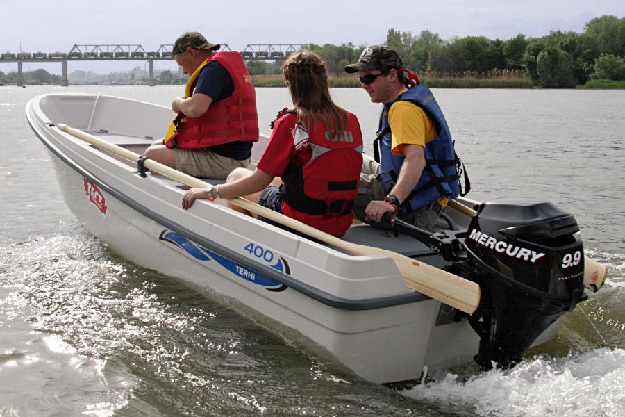 лодки и катера terhi