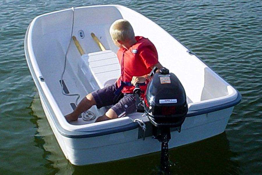 маленькая быстрая лодка