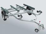 Прицеп для двух гидроциклов МЗСА 81772B.001: подробнее