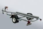 Прицеп для катеров и лодок МЗСА 81771E.001-05: подробнее
