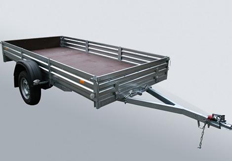 Прицеп для транспортировки квадроцикла МЗСА 817703.001-05