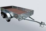 Прицеп двухосный бортовой для грузов МЗСА 817731.001-05: подробнее