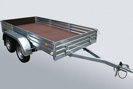 Прицеп двухосный бортовой для грузов МЗСА 817731.001-05