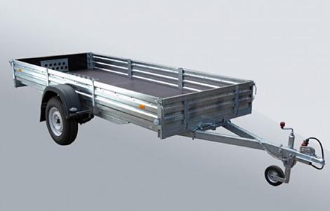 Прицеп для перевозки крупной мототехники МЗСА 817715.001