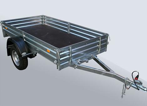 Прицеп бортовой для перевозки грузов МЗСА 817701.001-05