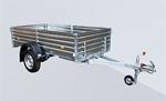 Одноосный бортовой прицеп, с увеличенными бортами МЗСА 817701.004-05: подробнее