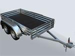 Прицеп двухосный бортовой для грузов МЗСА 817730.001: подробнее