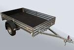 Прицеп для транспортировки квадроцикла МЗСА 817702.001-05: подробнее