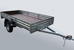 Прицеп бортовой для грузов МЗСА 817717.001-05: подробнее