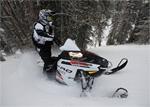 Снегоход Polaris 600 RMK 144: подробнее