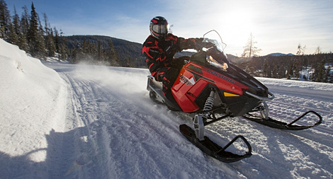 Снегоход Polaris 600 INDY SP