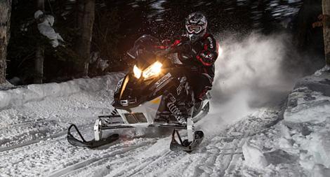 Снегоход Polaris 600 SWITCHBACK PRO-R