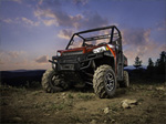 Polaris RANGER XP 900 EPS: подробнее