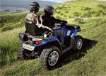 Polaris SPORTSMAN TOURING 550 EPS: подробнее