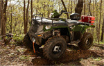 Polaris SPORTSMAN 800 EFI FOREST: подробнее