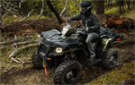Polaris SPORTSMAN 570 EFI FOREST: подробнее