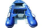 Лодка с V-образным дном высокого давления: подробнее