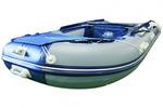Надувная лодка с полом из воздушной деки: подробнее