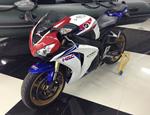 Б/у мотоцикл Honda CBR 1000 RA: подробнее
