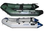 Лодка ПВХ Solano Standart SM230: подробнее