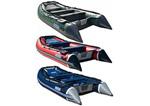 Лодка ПВХ Solano Pro XSD365: подробнее